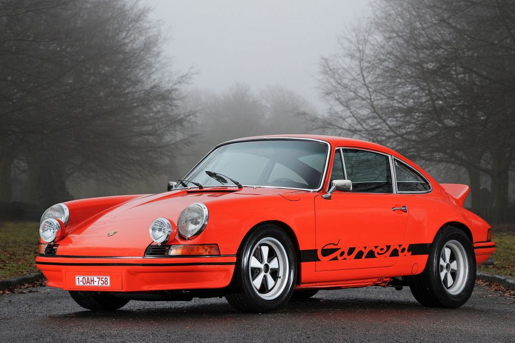 1972 porsche 911 carrera 2 7 rs sports related infomation specifications weili automotive network. Black Bedroom Furniture Sets. Home Design Ideas