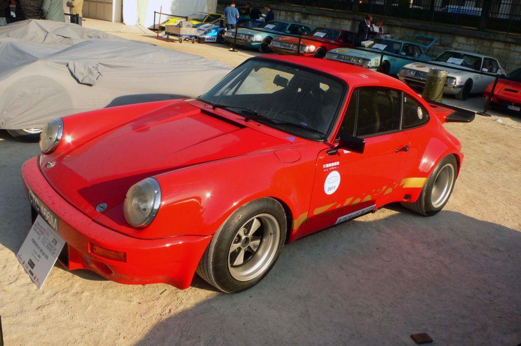 Photo porsche 911 901 carrera rsr 3 0 coup 1974 m diatheque motorlegend com