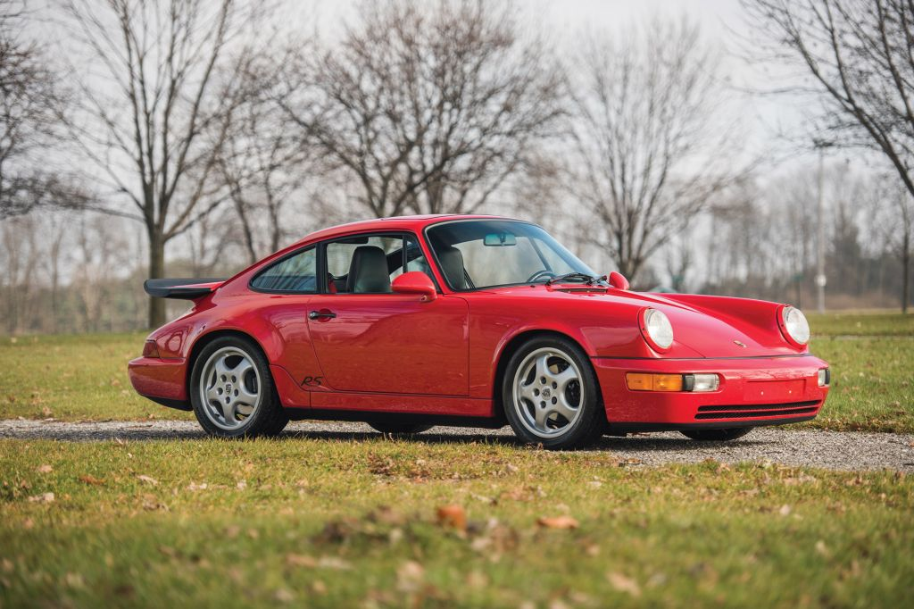 PORSCHE 911 (964) Carrera RS 3.6 America coupé 1993