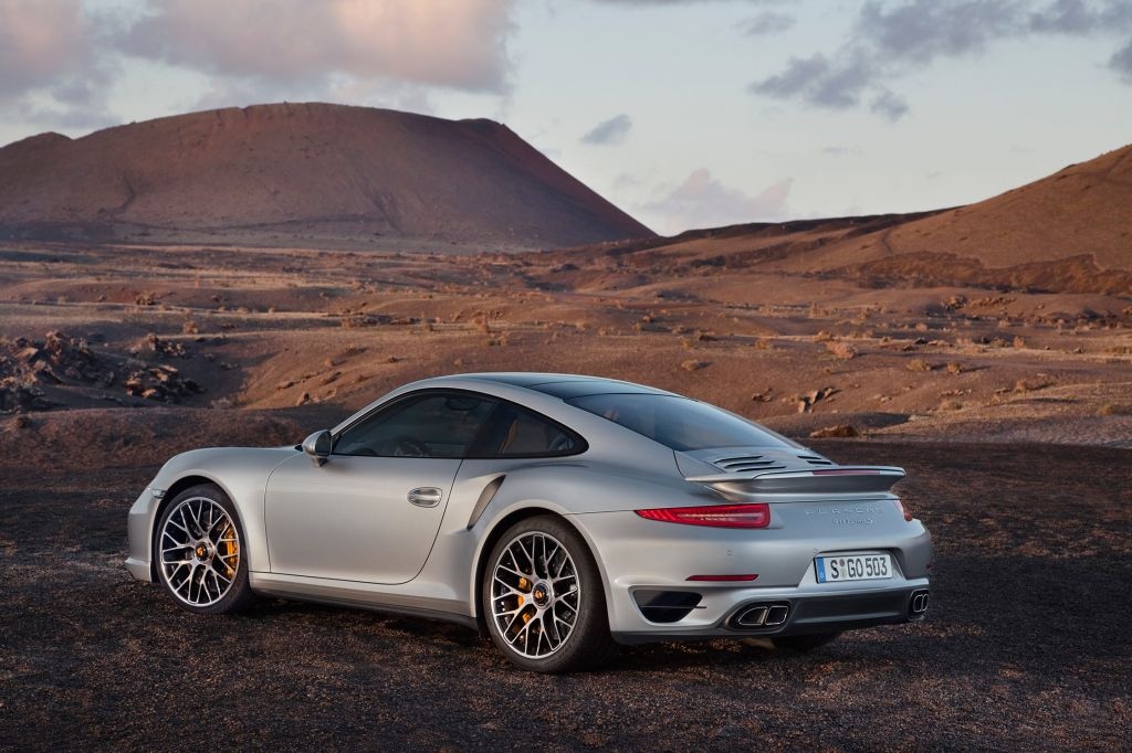 Porsche 911 Turbo S type 991 (2013)