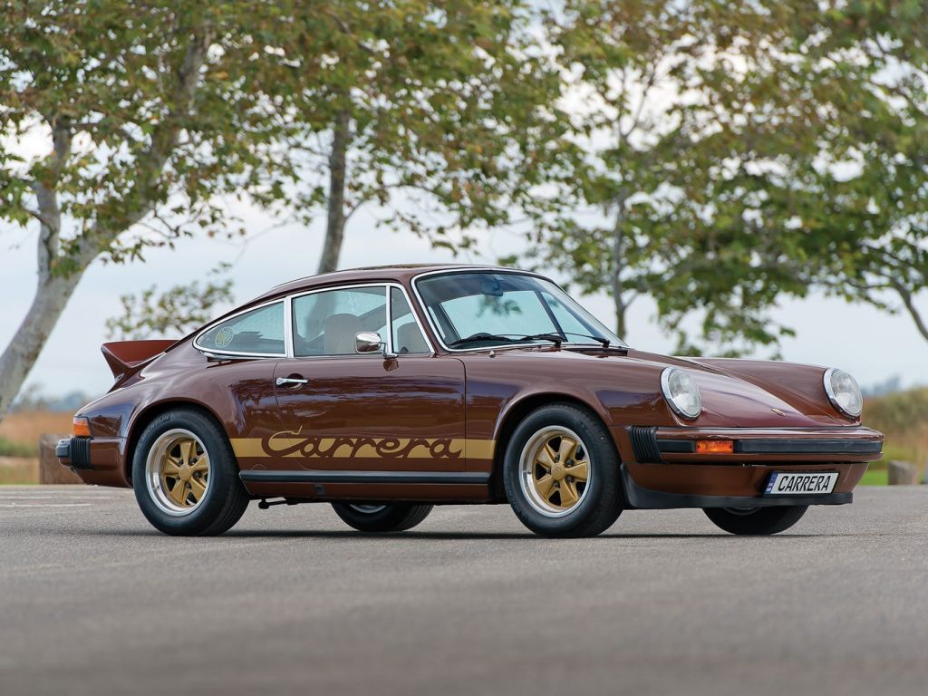 PORSCHE 911 (G) Carrera 2.7 coupé 1974
