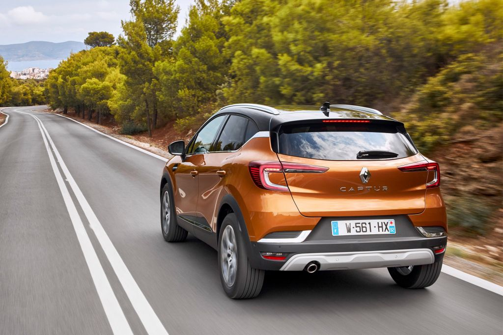 RENAULT CAPTUR (II) 1.3 Tce 155 ch SUV 2019