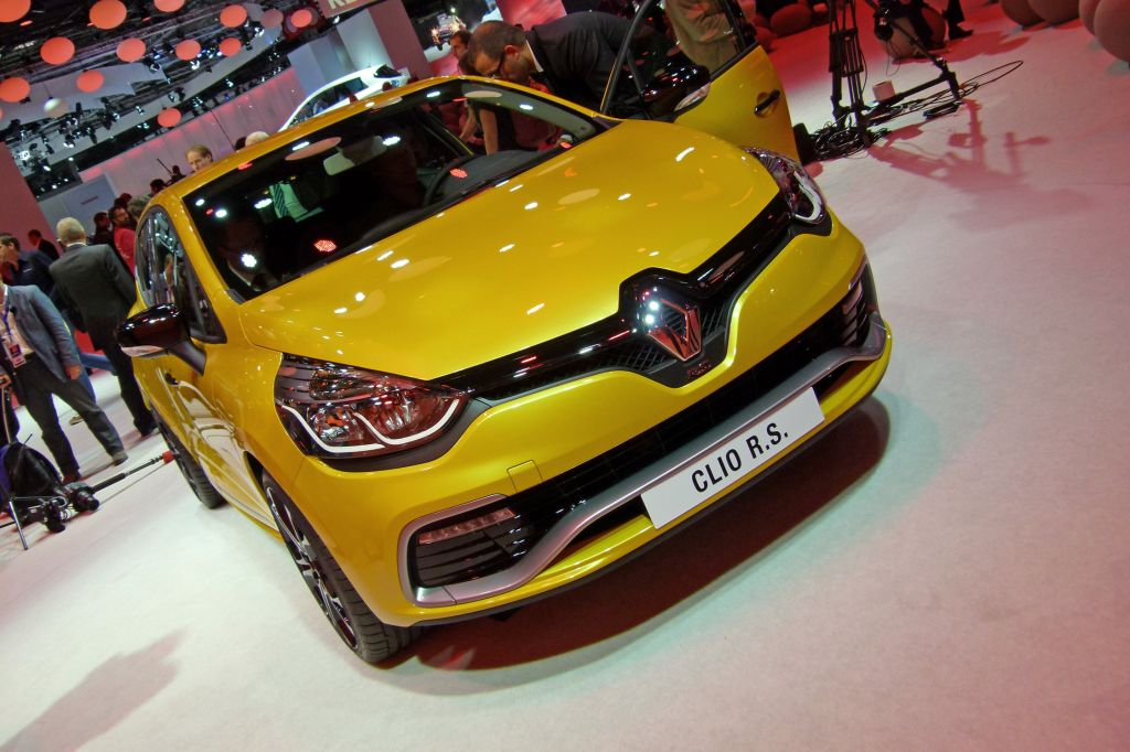 RENAULT CLIO (4) RS 200 EDC berline 2013