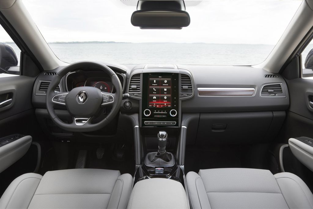 photo renault koleos ii 1 6 energy dci 130 ch suv 2017 m diatheque. Black Bedroom Furniture Sets. Home Design Ideas