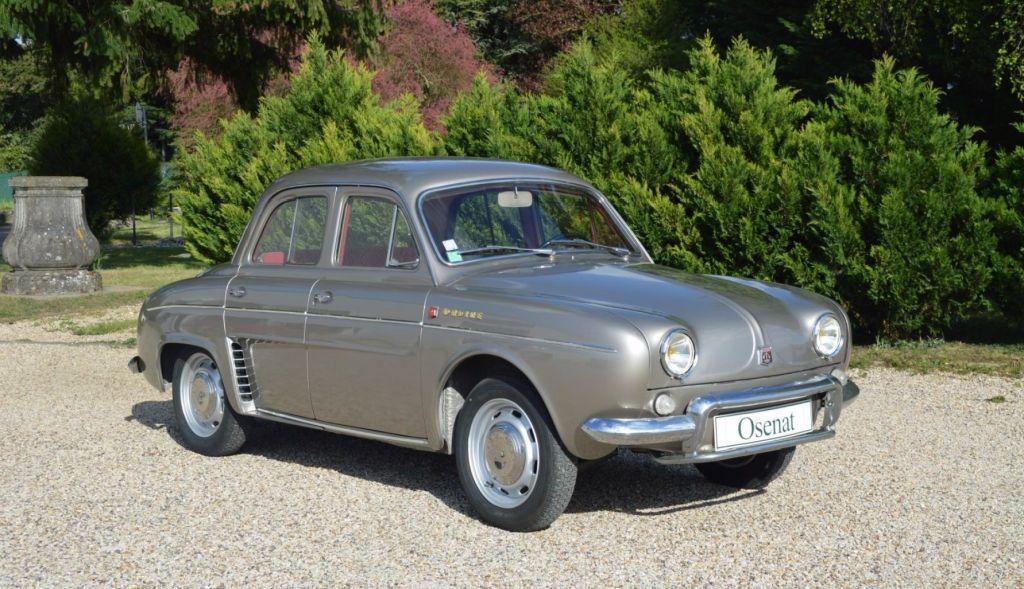 Photo Renault Ondine Gordini Berline 1961 M 233 Diatheque