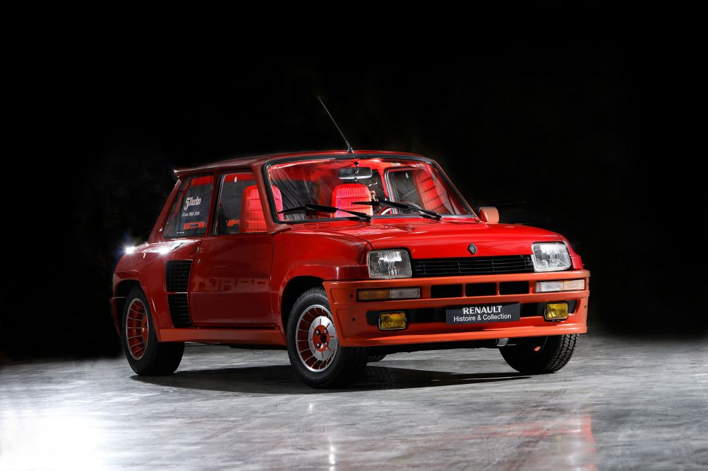 renault 5 turbo les trente ans de la r5 turbo diaporama photo. Black Bedroom Furniture Sets. Home Design Ideas