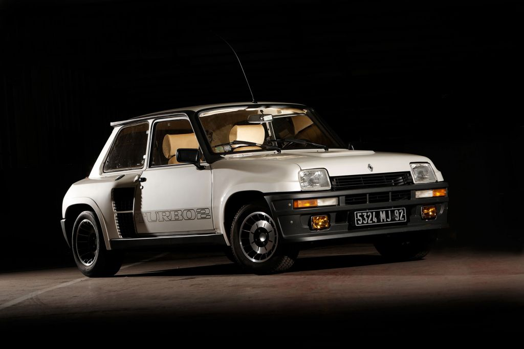 Photo Renault R5 Turbo2 1 4 Coup 233 1982 M 233 Diatheque