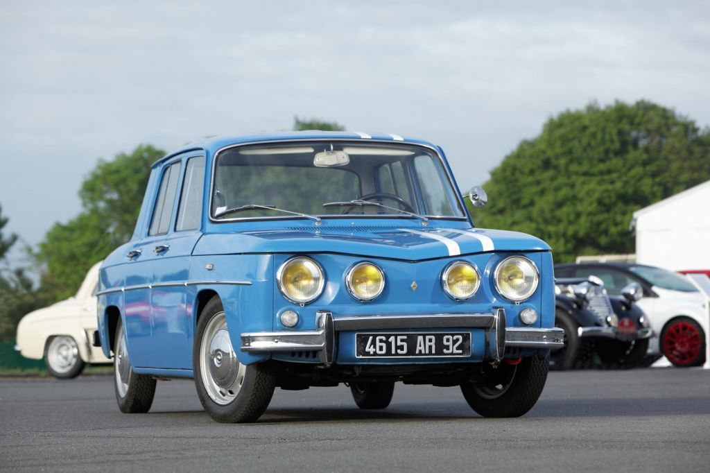 RENAULT R8 Gordini 1100 berline 1964