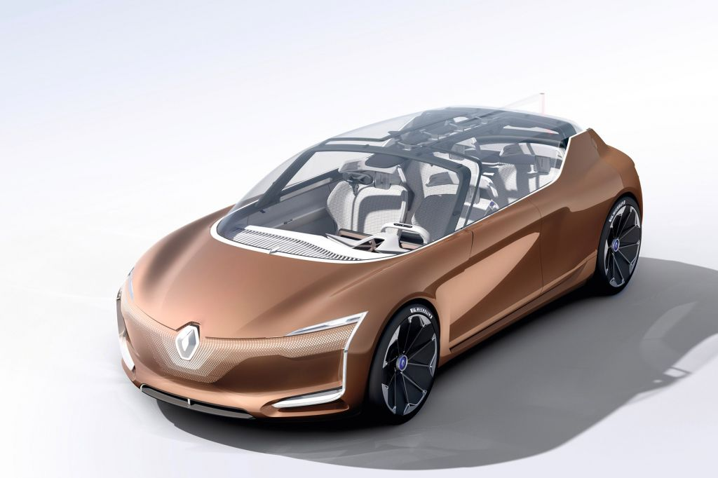 photo renault symbioz concept concept car 2017 m diatheque. Black Bedroom Furniture Sets. Home Design Ideas