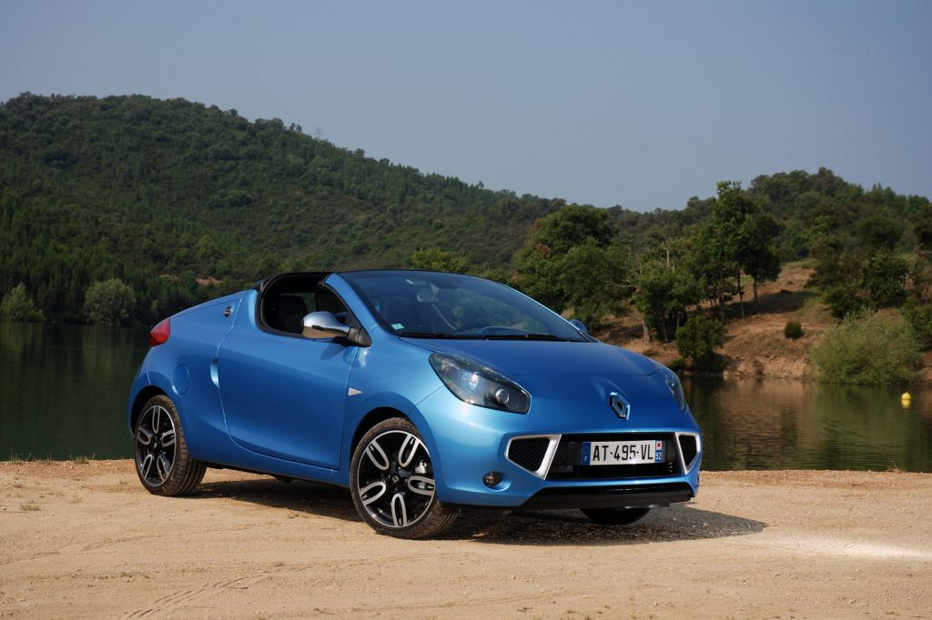 Photo RENAULT WIND 1.6 16V 133 coupé-cabriolet 2010 - médiatheque ...