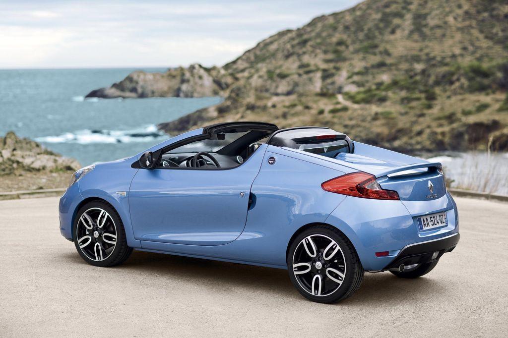Renault Wind Cabrio