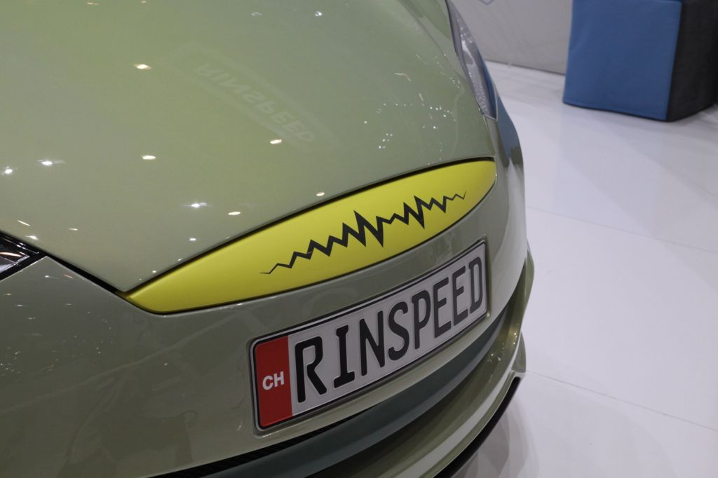 RINSPEED XCHANGE Concept concept-car 2014