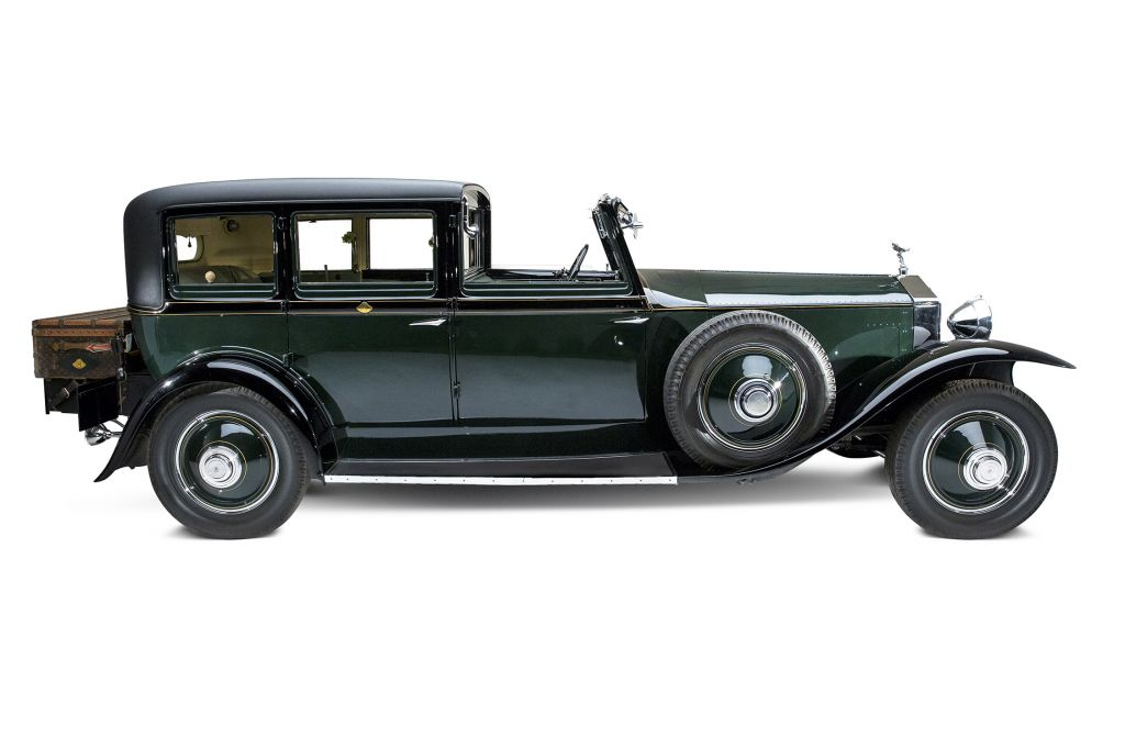 Rolls-Royce Phantom (1925 - 1931)