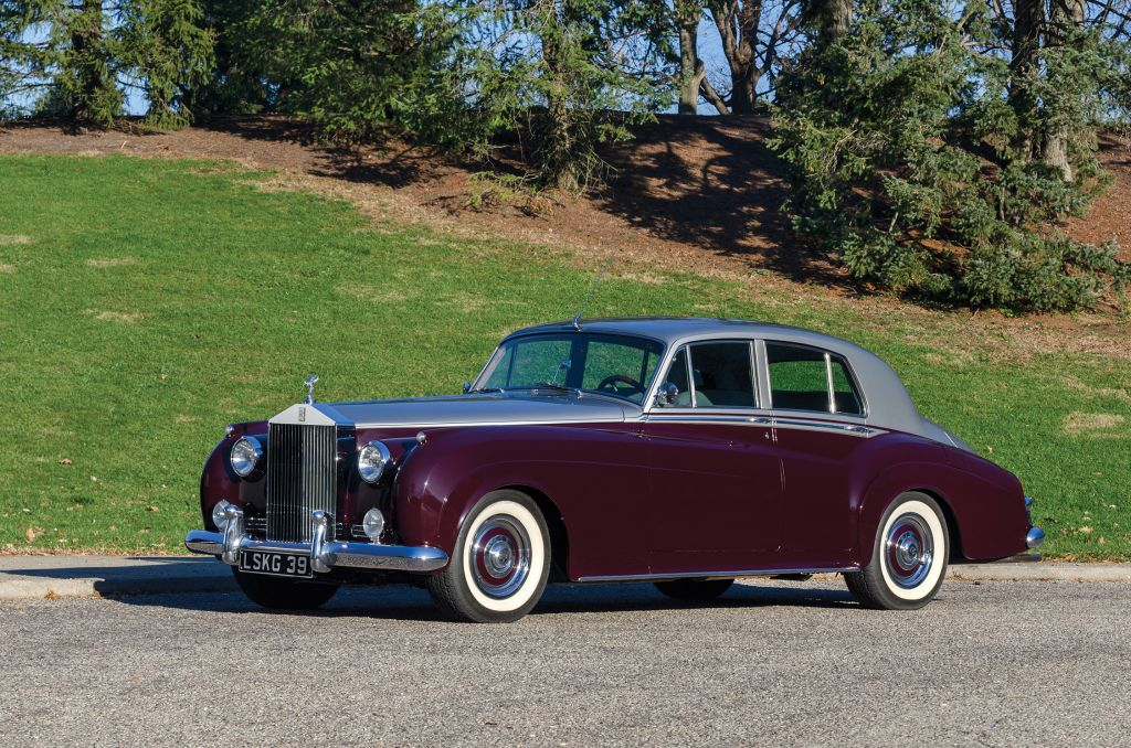 ROLLS-ROYCE SILVER CLOUD (I) Saloon berline 1959