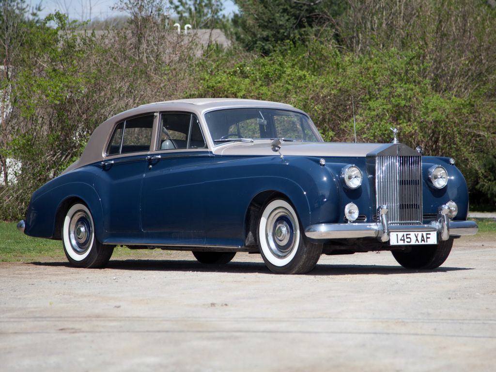 ROLLS-ROYCE SILVER CLOUD (II) Saloon berline 1960