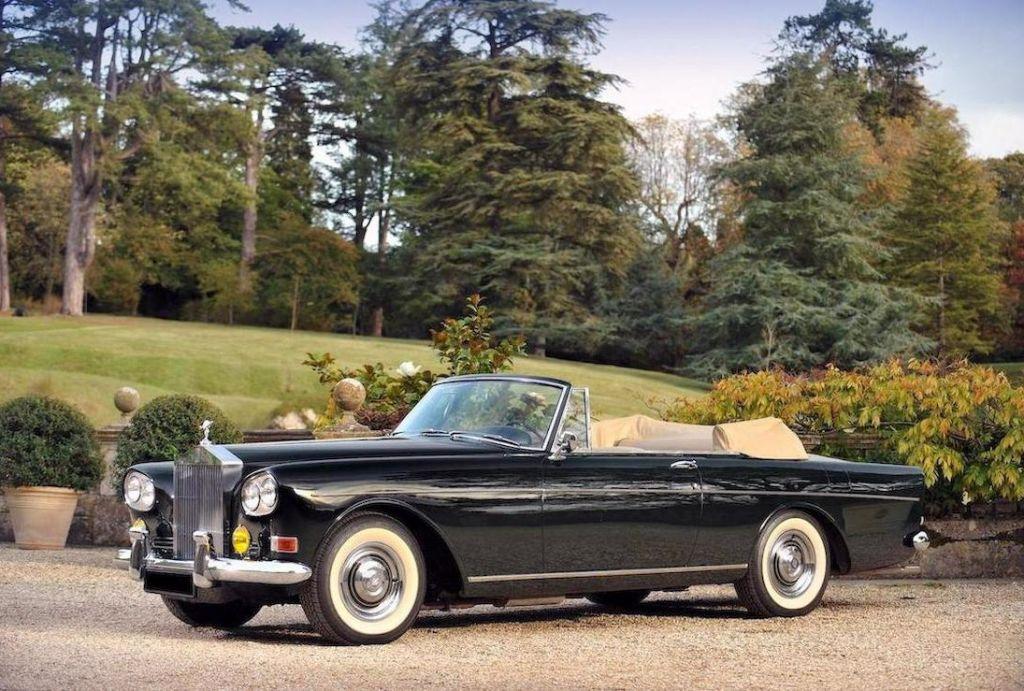Photo Rolls Royce Silver Cloud Iii Cabriolet Cabriolet