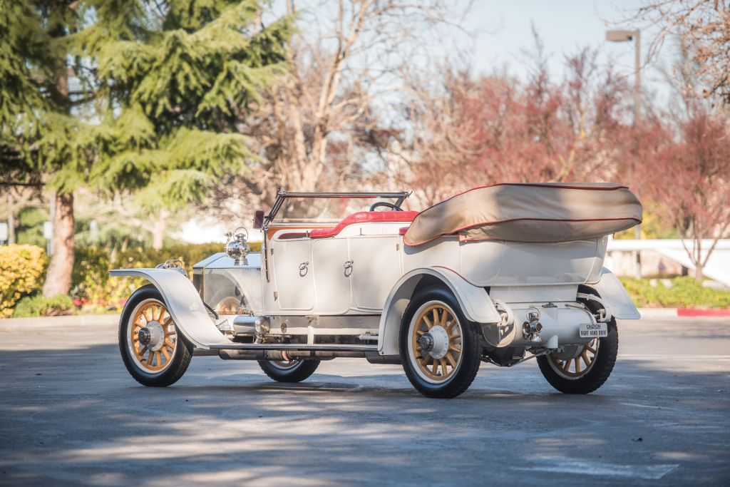ROLLS-ROYCE SILVER GHOST 40/50 HP cabriolet 1911