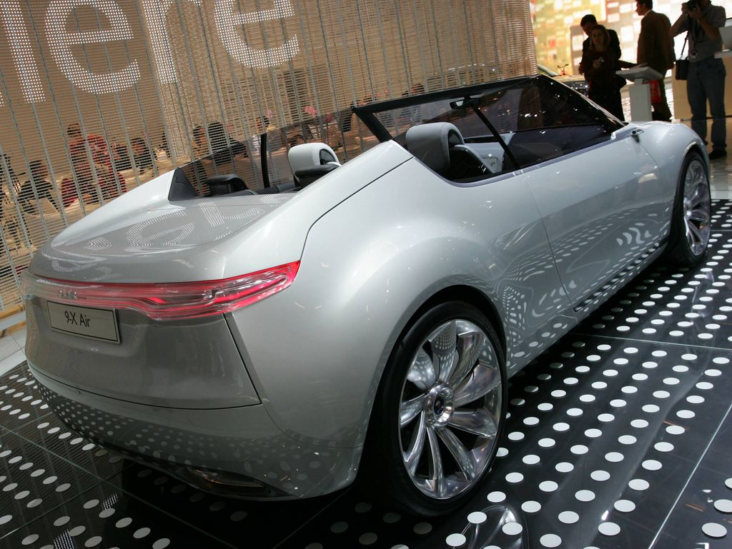 SAAB 9-X Air concept-car 2008