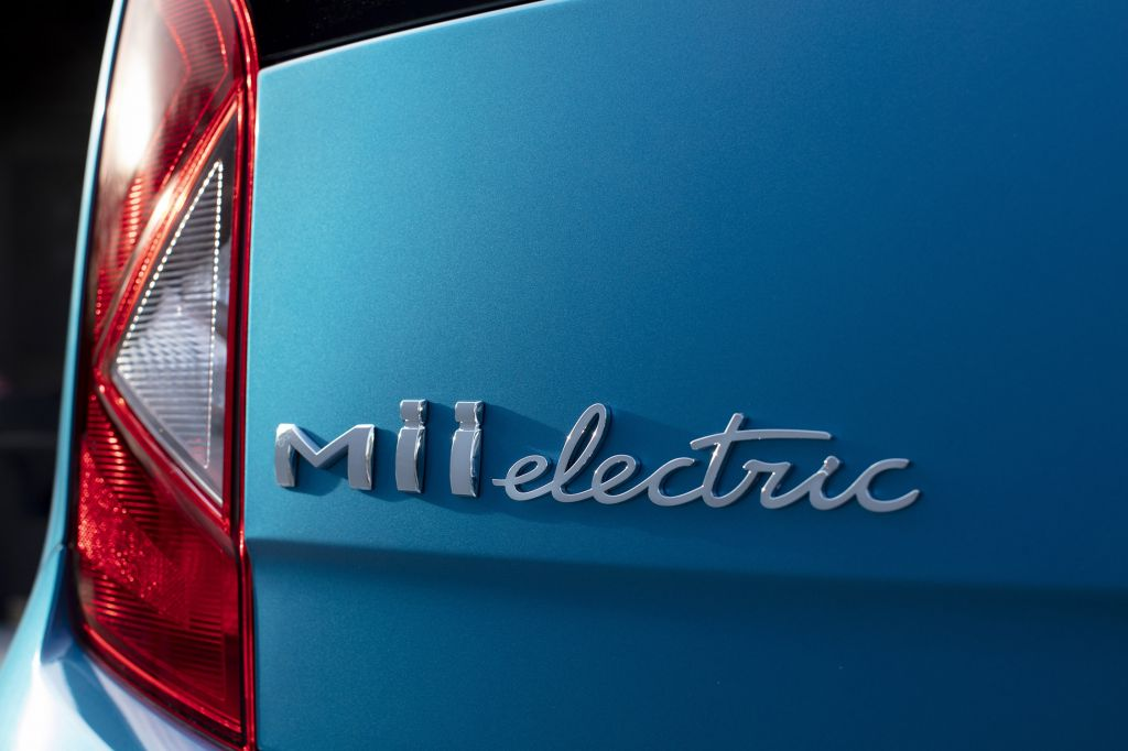 SEAT MII electric citadine 2019