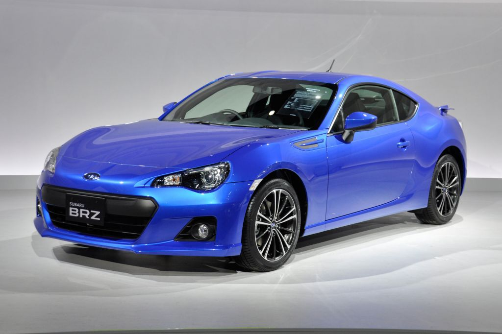 Photo SUBARU BRZ 2.0 200 ch coupé 2011 - médiatheque Motorlegend.com