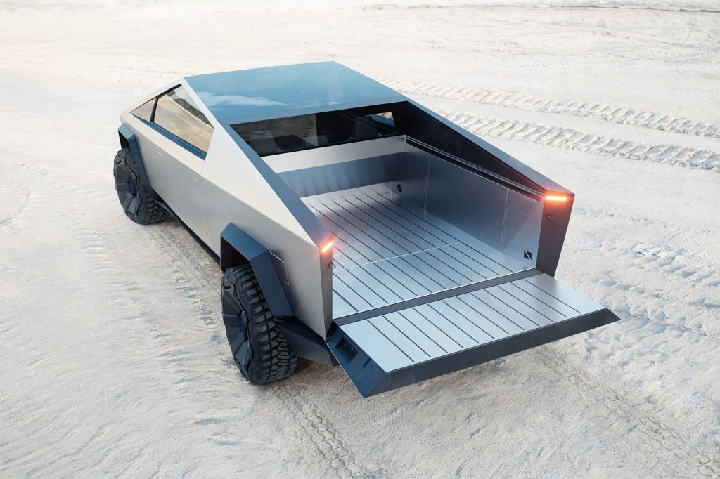 TESLA CYBERTRUCK  pick-up 2020