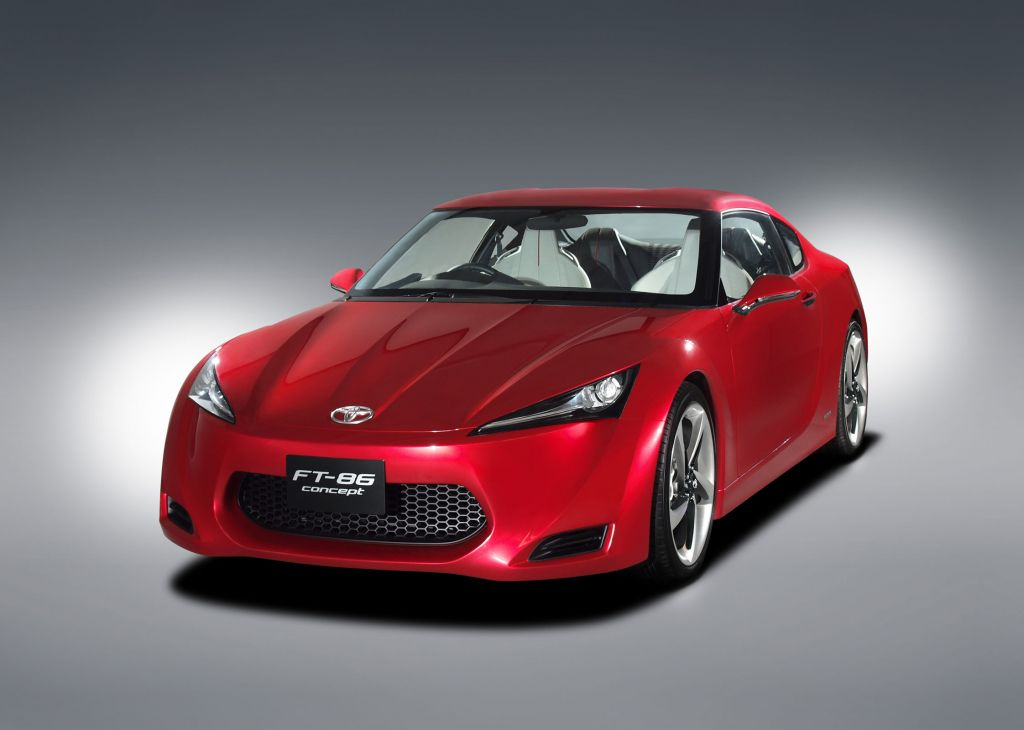 TOYOTA FT-86 Concept concept-car 2009
