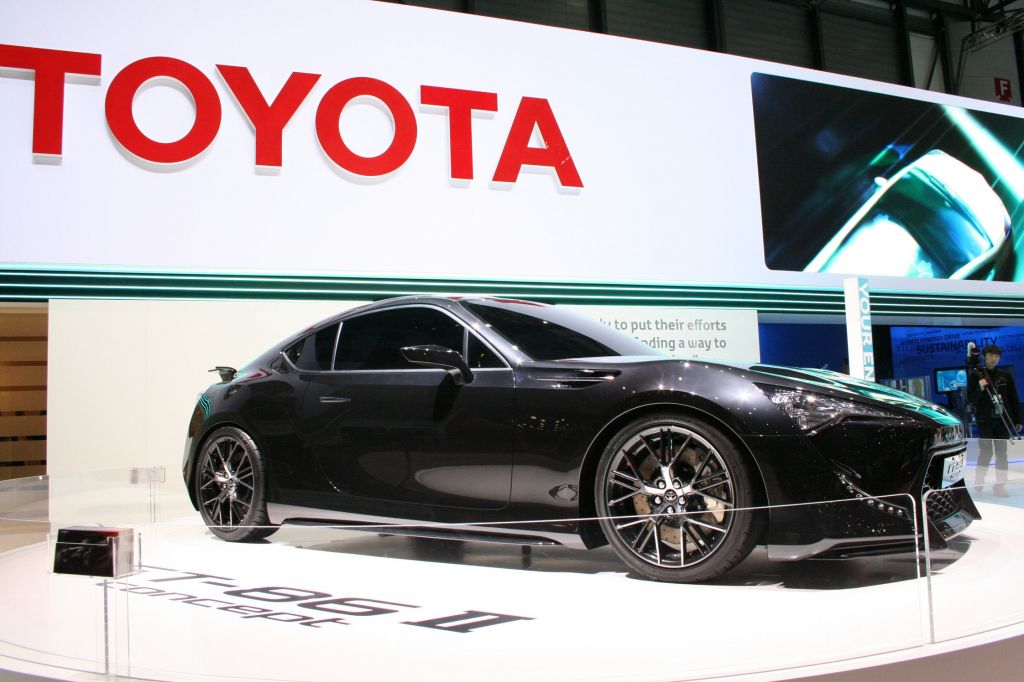 TOYOTA FT-86 Concept II concept-car 2011