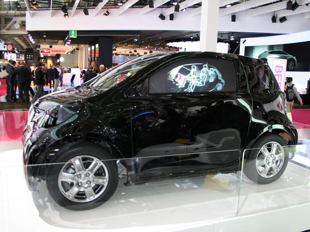 photo toyota iq coup 2009 m diatheque. Black Bedroom Furniture Sets. Home Design Ideas
