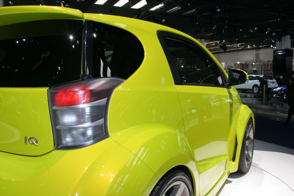 TOYOTA IQ for Sports concept-car 2009
