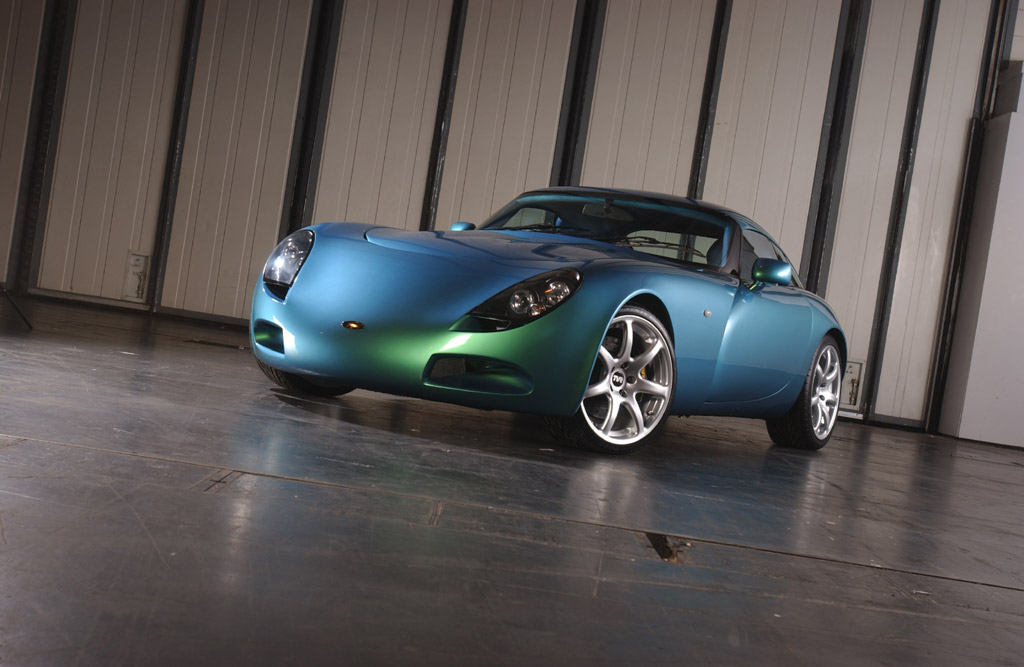 TVR T 350C