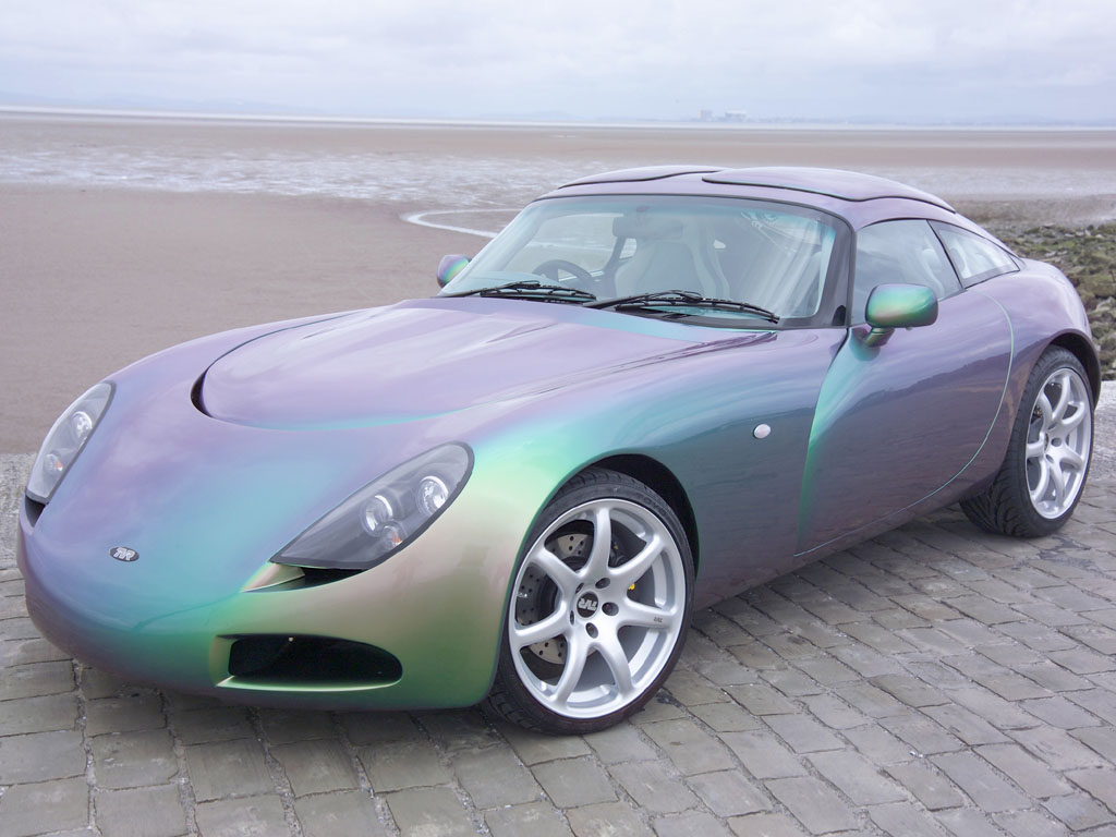 TVR T 350T