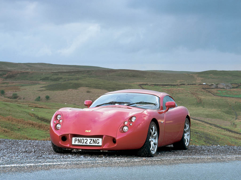TVR T 440R