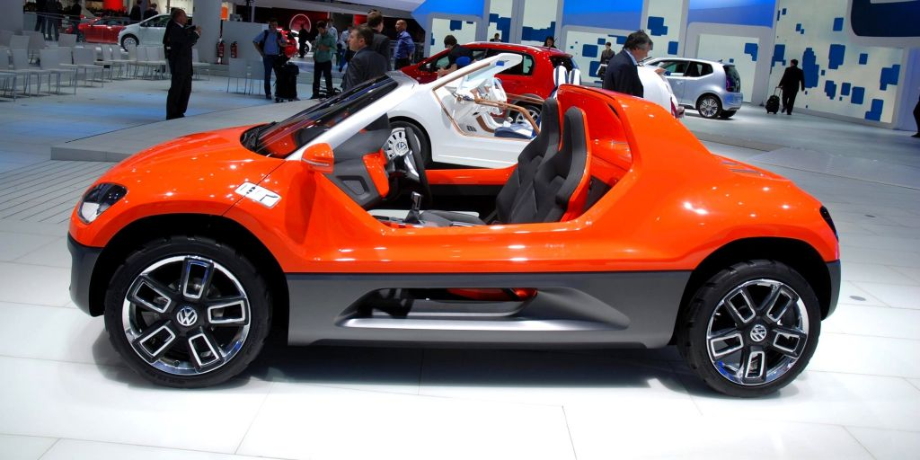 VOLKSWAGEN BUGGY UP Concept concept-car 2011