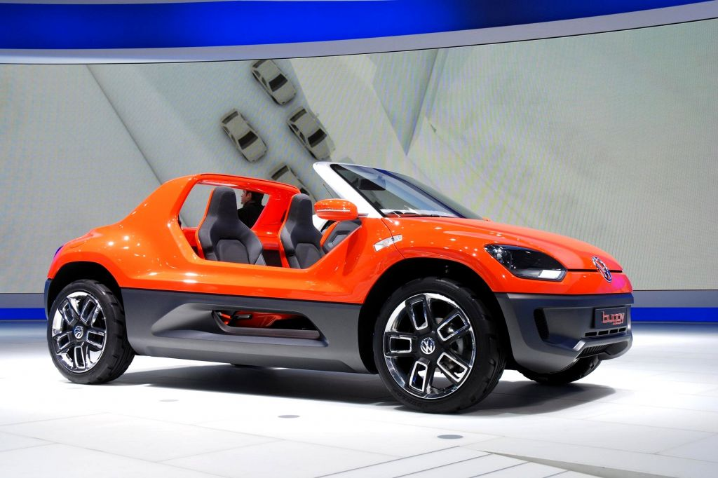 Photo Volkswagen Buggy Up Concept Concept Car 2011