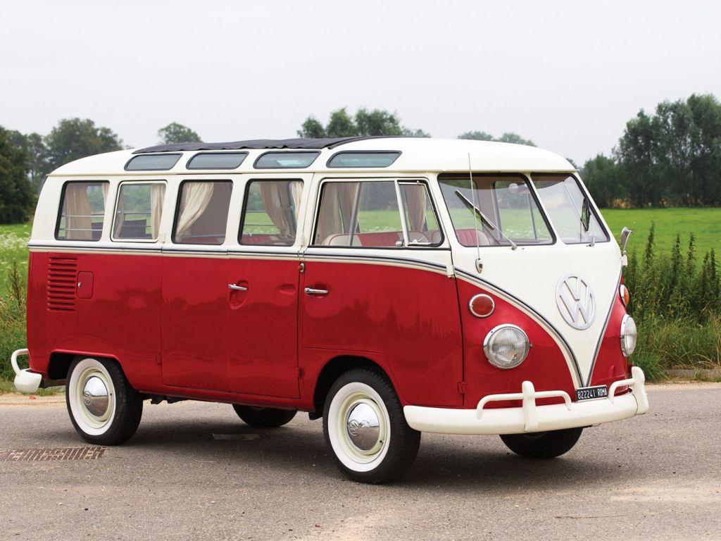 photo volkswagen combi t1 21 window monospace 1965 m diatheque. Black Bedroom Furniture Sets. Home Design Ideas