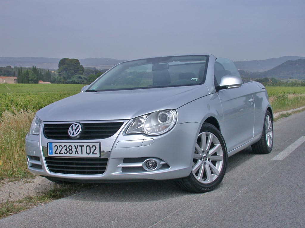 photo volkswagen eos m diatheque. Black Bedroom Furniture Sets. Home Design Ideas