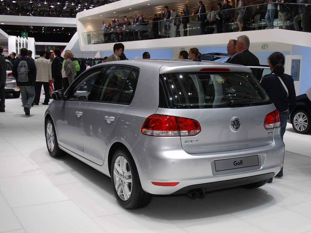 photo volkswagen golf vi 1 4 tsi 160 ch berline 2008 m diatheque. Black Bedroom Furniture Sets. Home Design Ideas