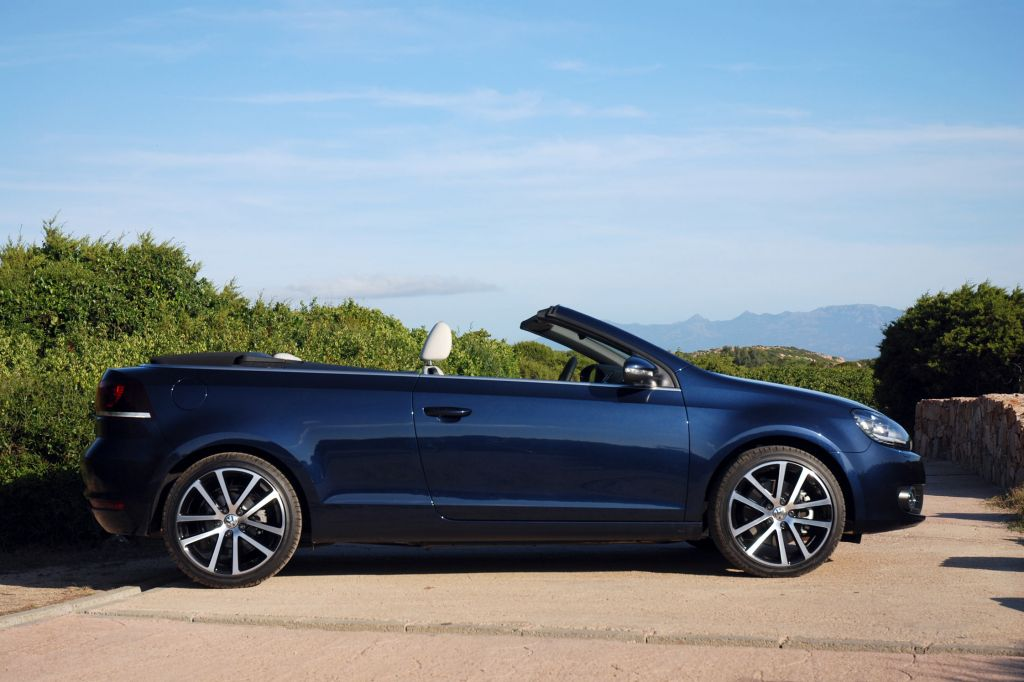 photo volkswagen golf vi 1 6 tdi 105 ch cabriolet 2011 m diatheque. Black Bedroom Furniture Sets. Home Design Ideas