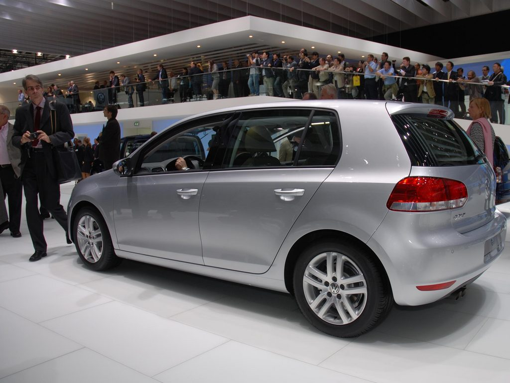 photo volkswagen golf vi 1 6 tdi 90 ch berline 2008 m diatheque. Black Bedroom Furniture Sets. Home Design Ideas