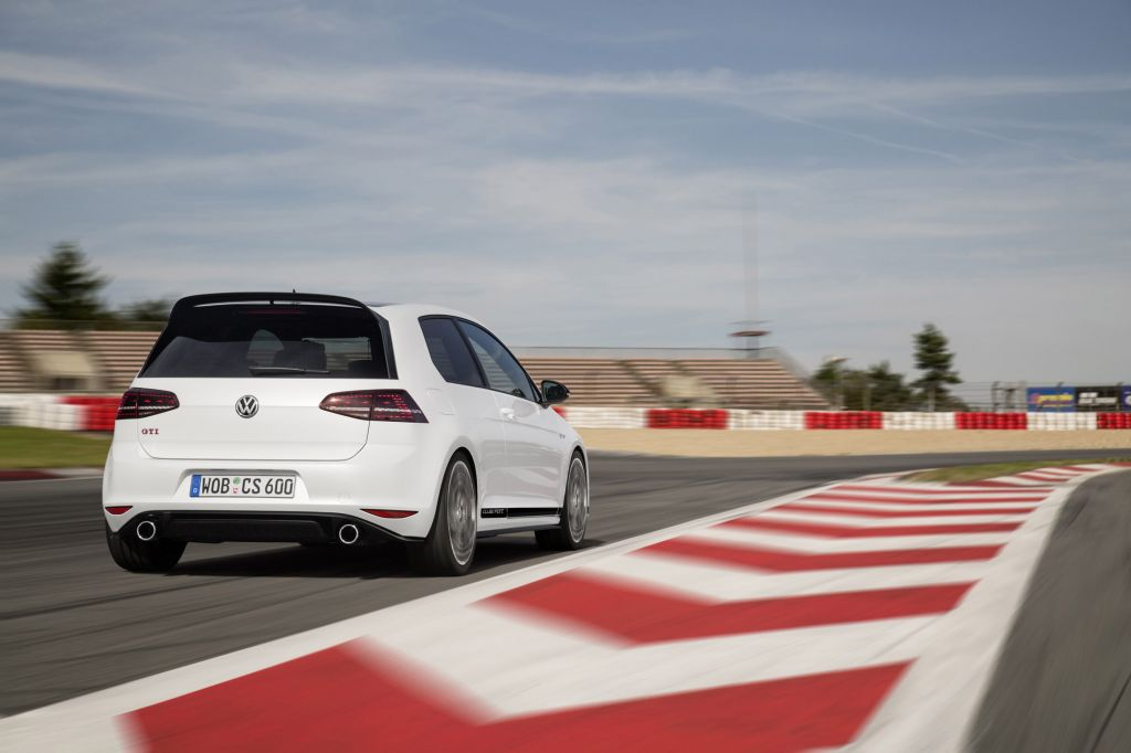 VOLKSWAGEN GOLF (VII) GTI Clubsport coupé 2015