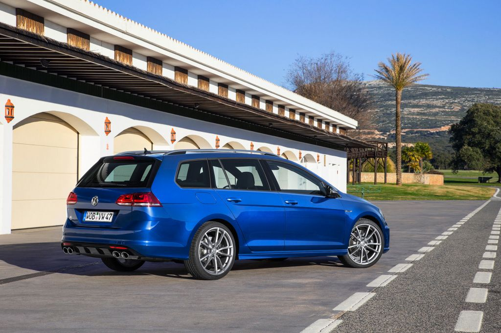 photo volkswagen golf vii sw r 2 0 tsi 300 break 2015 m diatheque. Black Bedroom Furniture Sets. Home Design Ideas