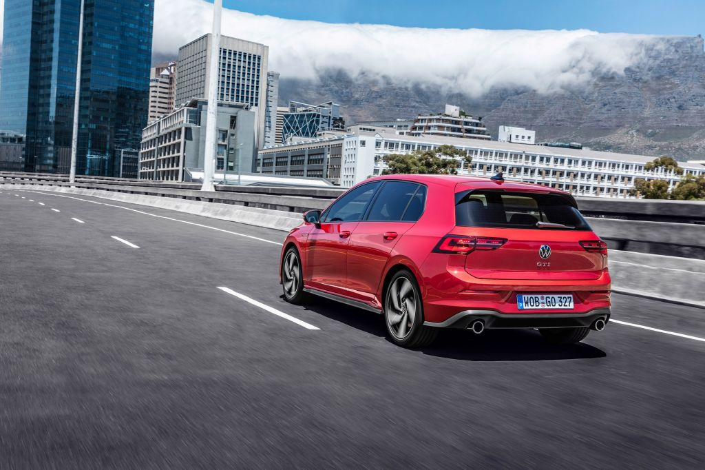 VOLKSWAGEN GOLF (VIII) GTI 2.0 TSI Turbo 245 ch berline 2020
