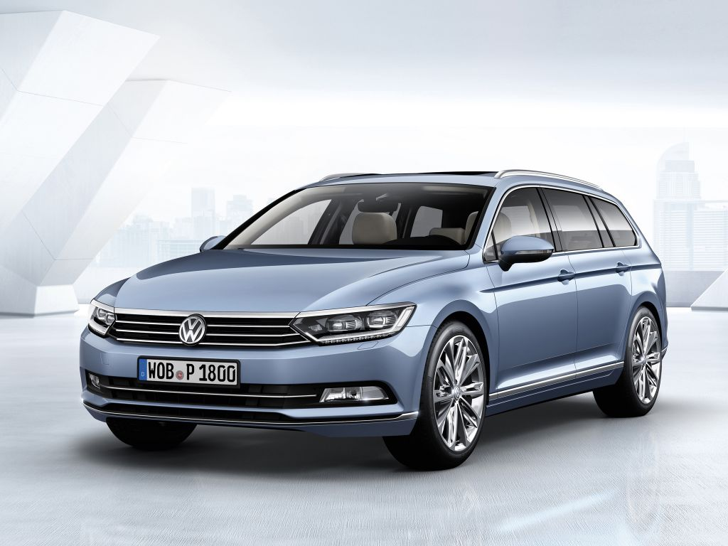 VOLKSWAGEN PASSAT (B8)  break 2014