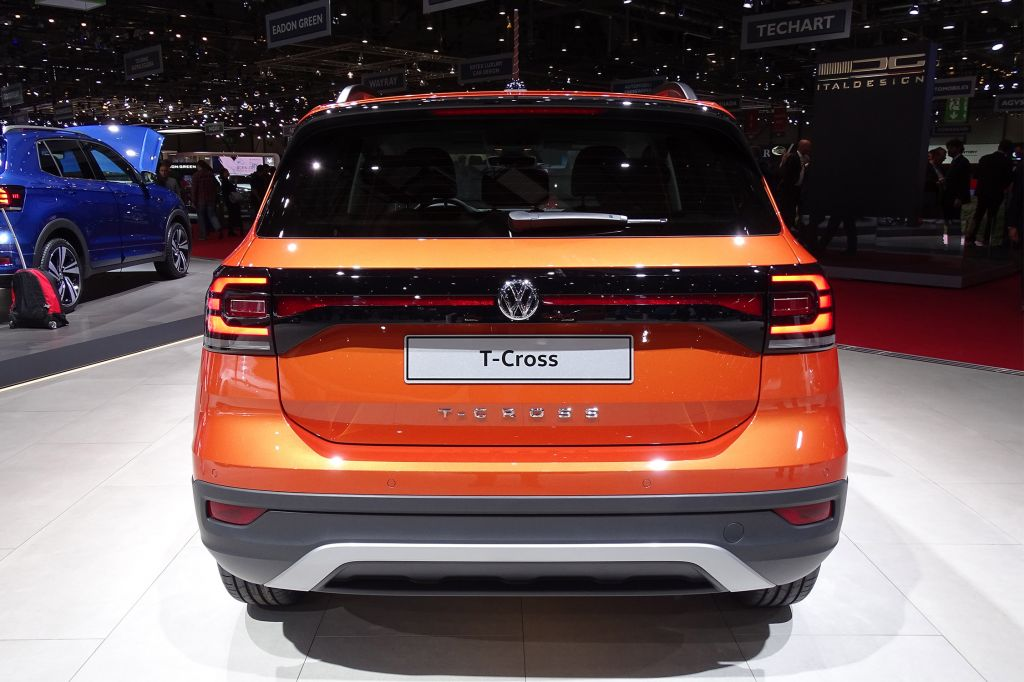 VOLKSWAGEN T-CROSS  SUV 2019