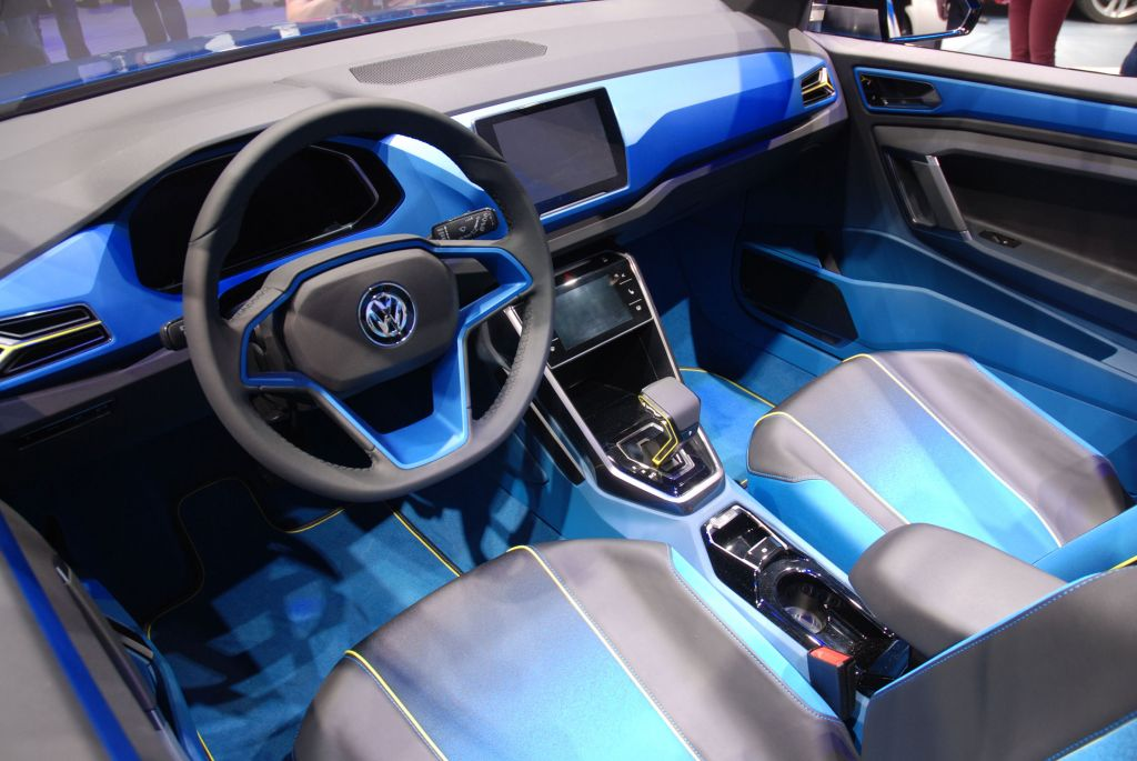 photo volkswagen t roc concept concept car 2014 m diatheque. Black Bedroom Furniture Sets. Home Design Ideas