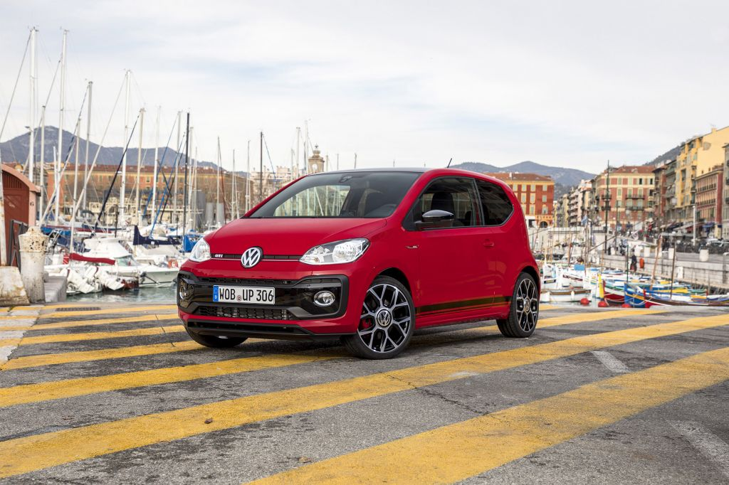 VOLKSWAGEN UP GTI berline 2018
