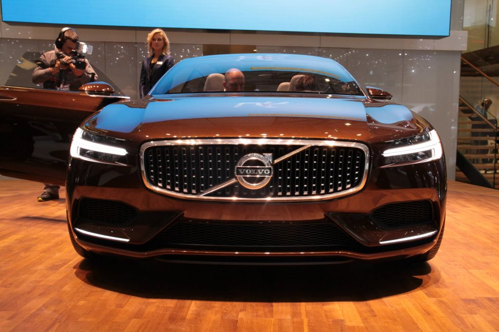 VOLVO CONCEPT ESTATE Concept concept-car 2014