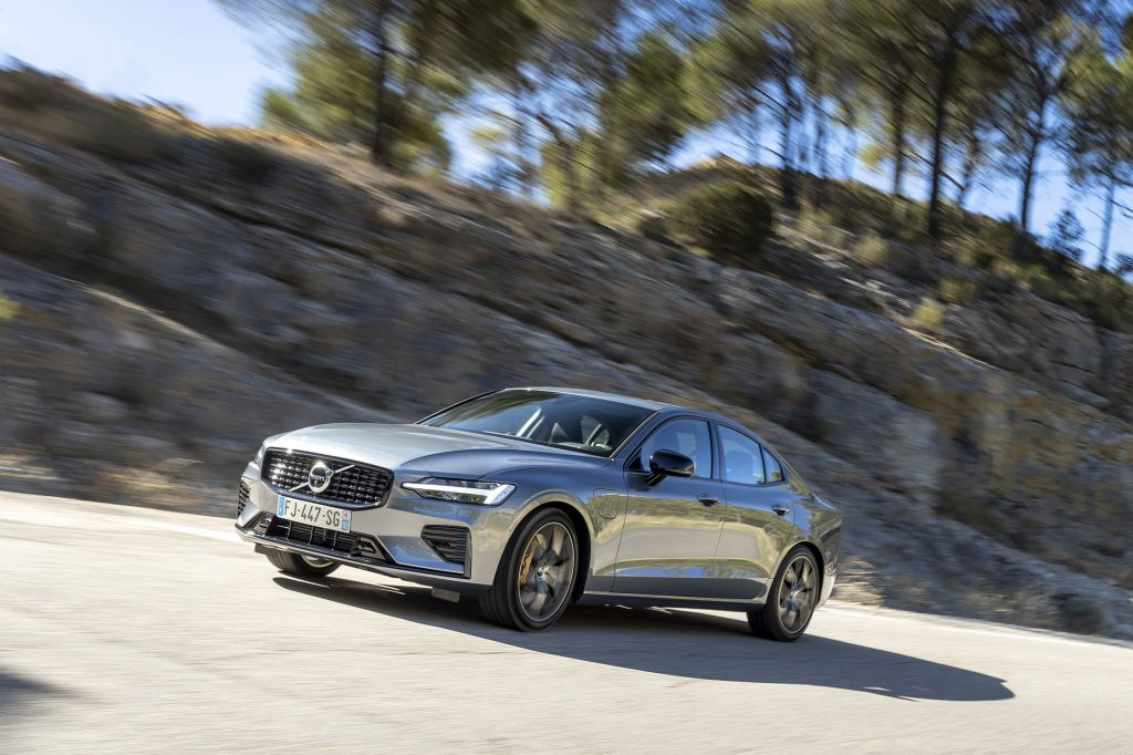 VOLVO S60 (III) T8 Polestar Engineered berline 2019