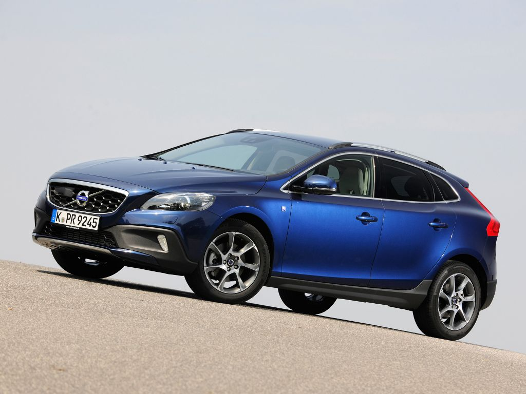 VOLVO V40 CROSS COUNTRY D2 SUV 2014