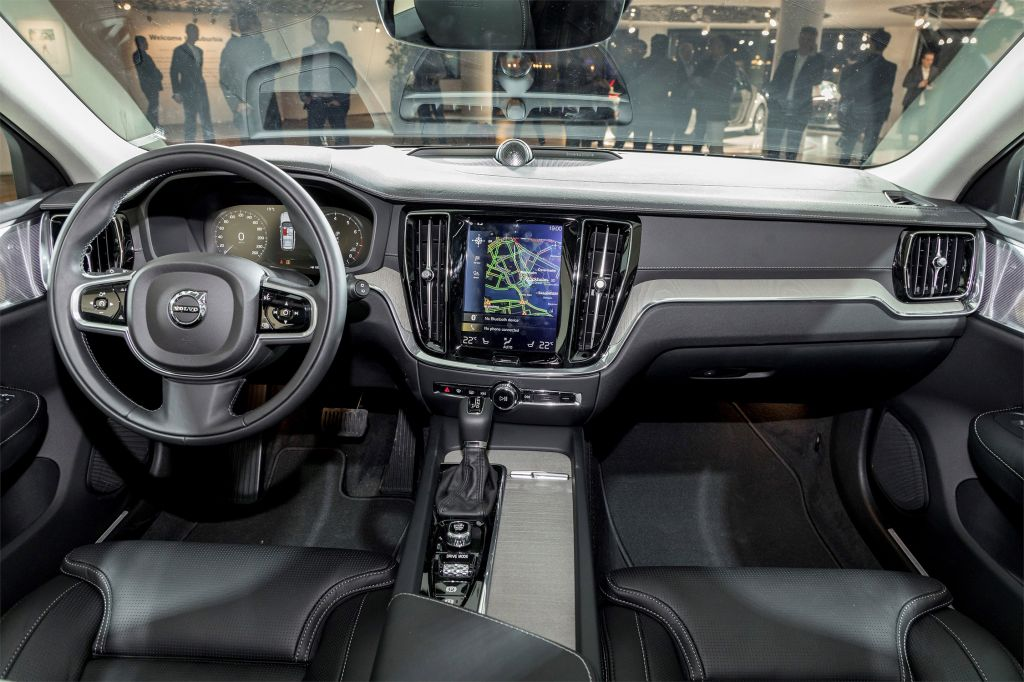 VOLVO V60 (II)  break 2018